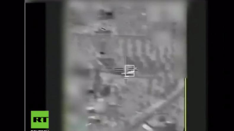 Israel veröffentlicht Video von Abschuss iranischer Drohne
