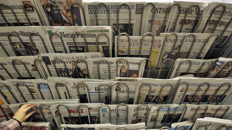 """""""Handelsblatt""""-Macher """"schockiert und fassungslos"""": Bei """"falscher"""" Meinung droht Entlassung"""