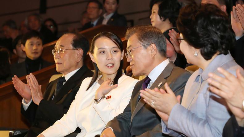 Südkoreas Dilemma: Zwischen Wunsch nach Annäherung mit dem Norden und US-Interessen