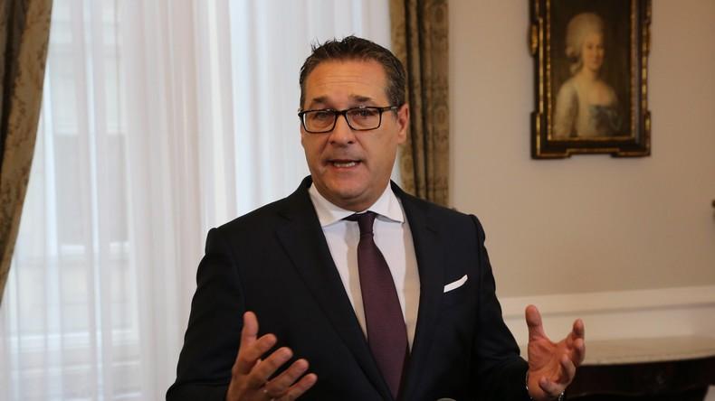 Wirbel um Kosovo-Aussage des österreichischen Vize-Kanzlers Strache