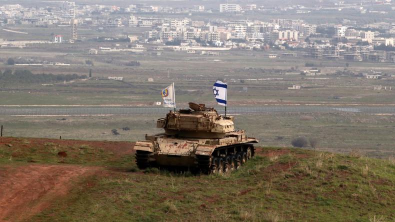 """Israel spricht von """"heftigen Schlägen"""" gegen Iran und Syrien - und verlegt Iron Dome auf den Golan"""