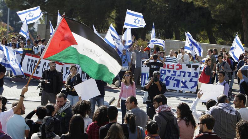 """Trump: """"Nicht unbedingt sicher"""", dass Israelis und Palästinenser Frieden schließen wollen"""