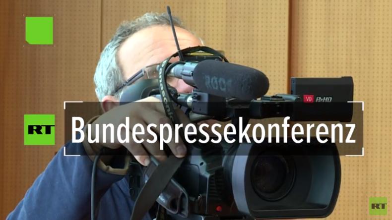 """Bundespressekonferenz 2: """"Zustand der Bundesmarine generell nicht zufriedenstellend"""""""