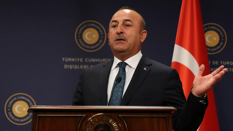 """Türkei droht USA: """"Entweder stellen wir die Beziehungen jetzt wieder her oder sie zerbrechen völlig"""""""