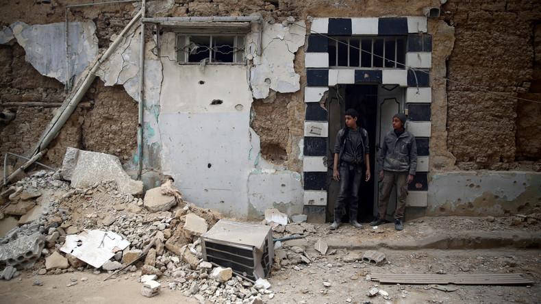 China verspricht aktivere Beteiligung am Wiederaufbau in Syrien