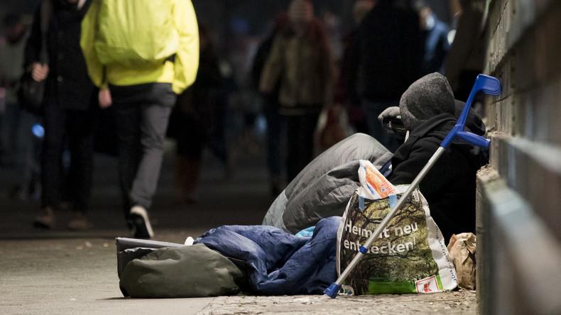Eurostat: Millionen alleinstehende Deutsche von Armut bedroht