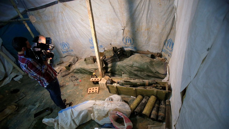 Russisches Verteidigungsministerium: Al-Nusra und Weißhelme planen Chemiewaffen-Provokation in Idlib