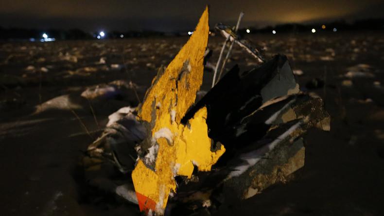 Flugzeugabsturz bei Moskau: Angehörige der Unfallopfer – Und einer kam davon