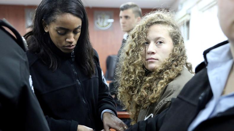 Gerichtsverhandlung im Westjordanland zum Fall Ahed Tamimi: Zwischen Ikone und Terroristin