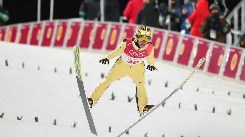 Japanischer Skispringer ist Rekord-Teilnehmer bei Winterspielen