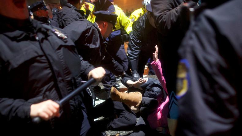 USA: Weil er nicht schießen wollte - Polizist gekündigt