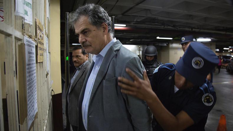 Oxfam-Präsident wegen Korruptionsvorwürfen in Guatemala verhaftet