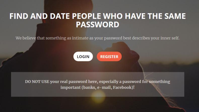 123456-Fans aufgepasst: Neues Dating-Portal verbindet Menschen mit gleichem Passwort
