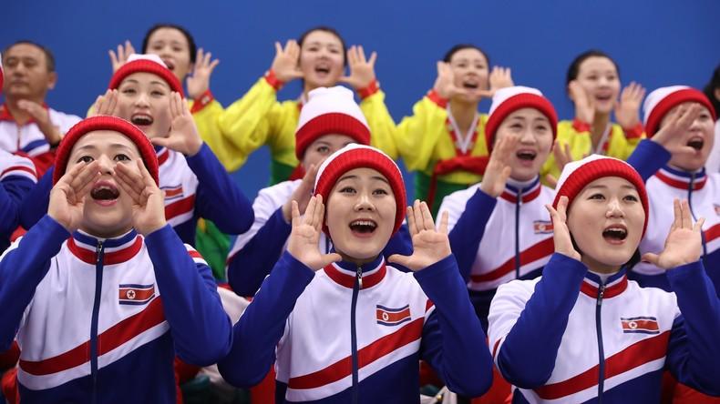 Südkorea kommt für Unterhalt und Verpflegung der nordkoreanischen Olympia-Delegation auf