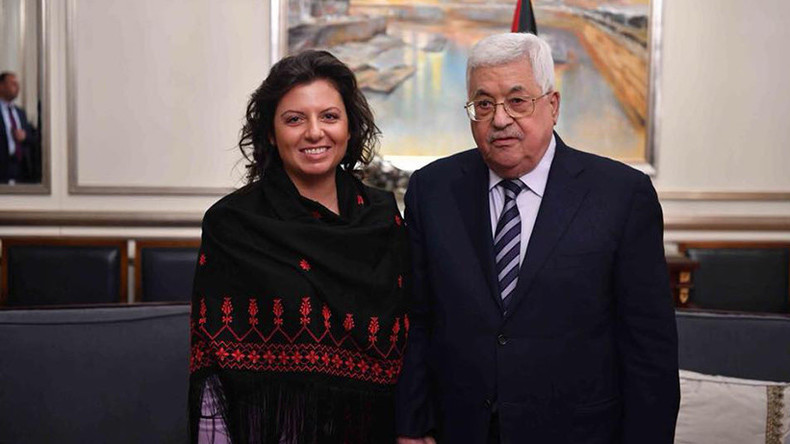 RT und Palästinas Rundfunk setzen auf Zusammenarbeit