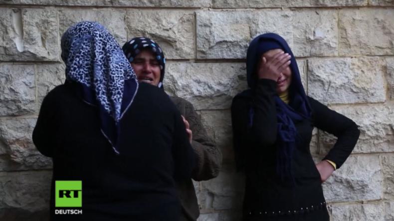 Syrien: Verletzte und mindestens ein Toter nach türkischem Angriff auf Afrin