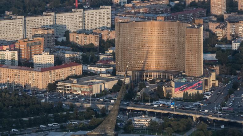 Moskau: Ärztin setzt Hotel in Brand