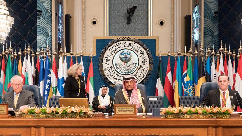 Internationale Gemeinschaft sichert Milliardenhilfen für Iraks Wiederaufbau zu – USA zurückhaltend