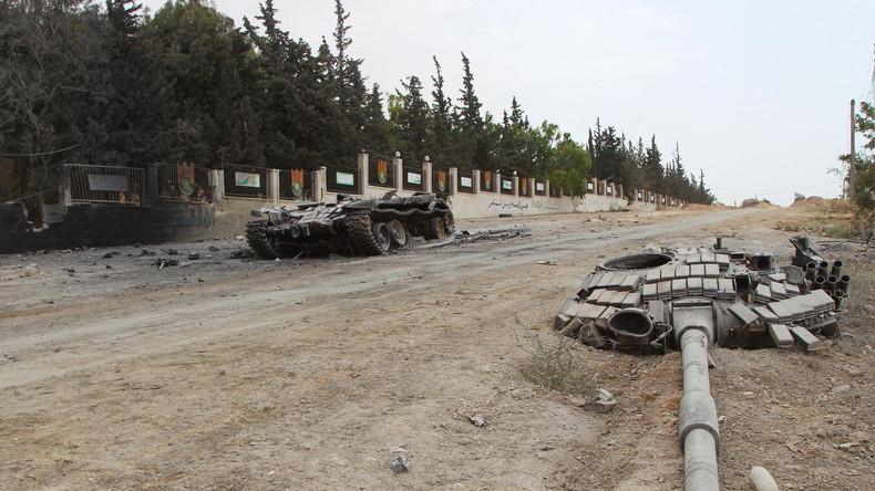Syrien: USA bezeichnen Angriffe auf Regierungstruppen als Selbstverteidigung (Video)
