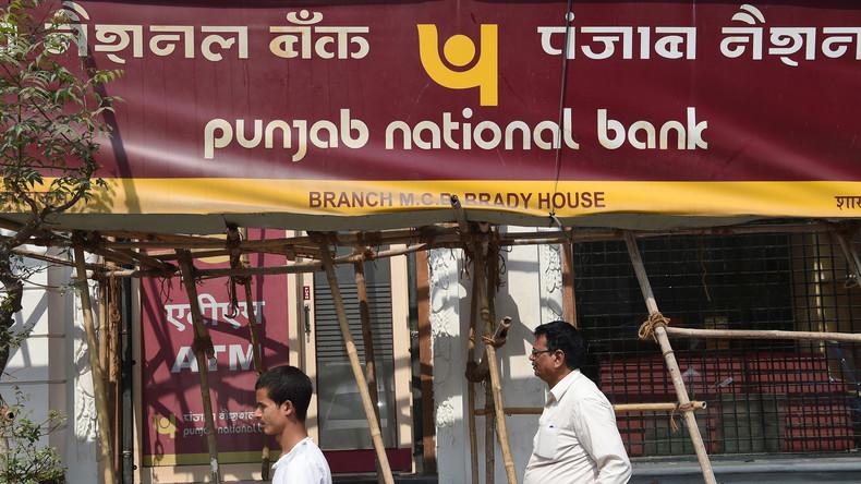 Indiens zweitgrößte staatliche Bank entdeckt Milliardenbetrug