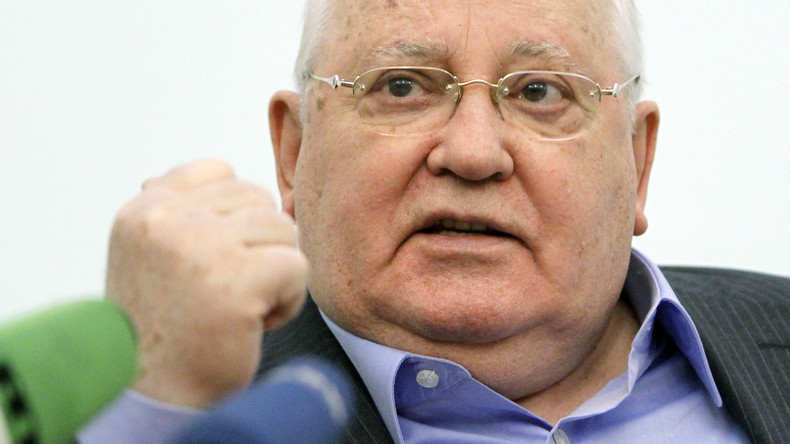Prominente Unterstützung für Bewohner Okinawas: Gorbatschow wünscht Ende der US-Präsenz