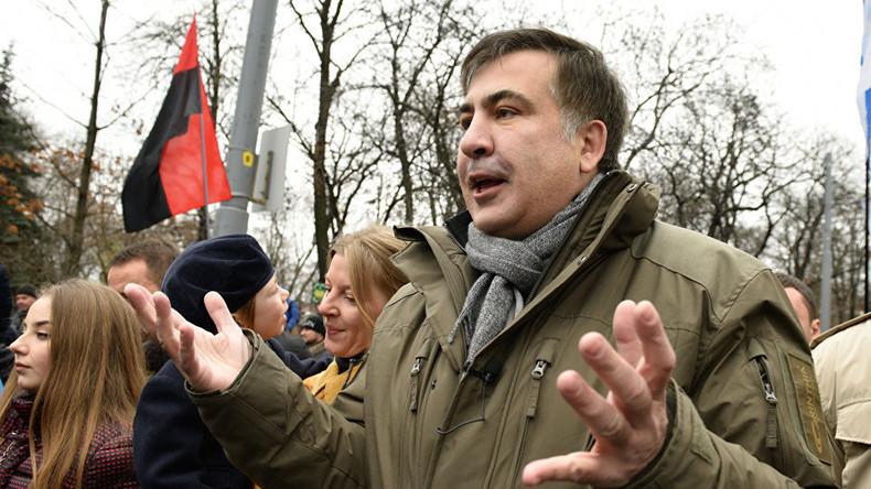 Saakaschwili will nach Kiew zurückkehren