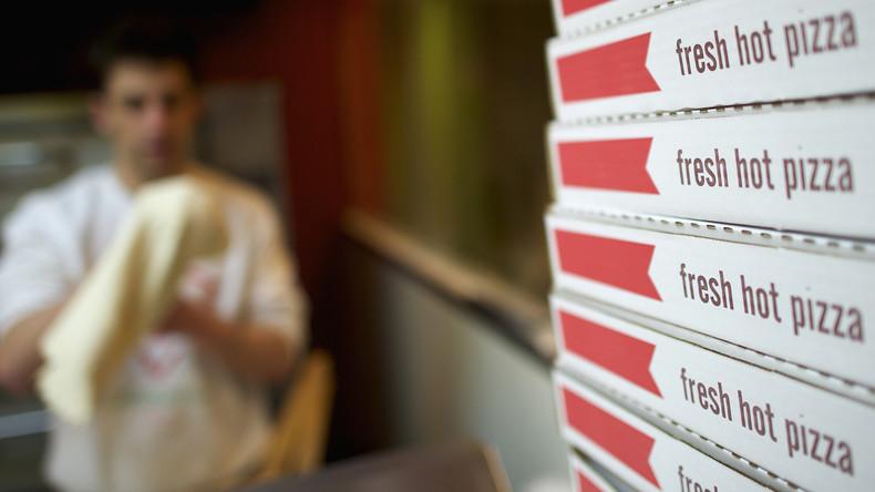 Verdacht von Pizza-Stalking – Anwalt bekommt Dutzende Lieferungen am Tag