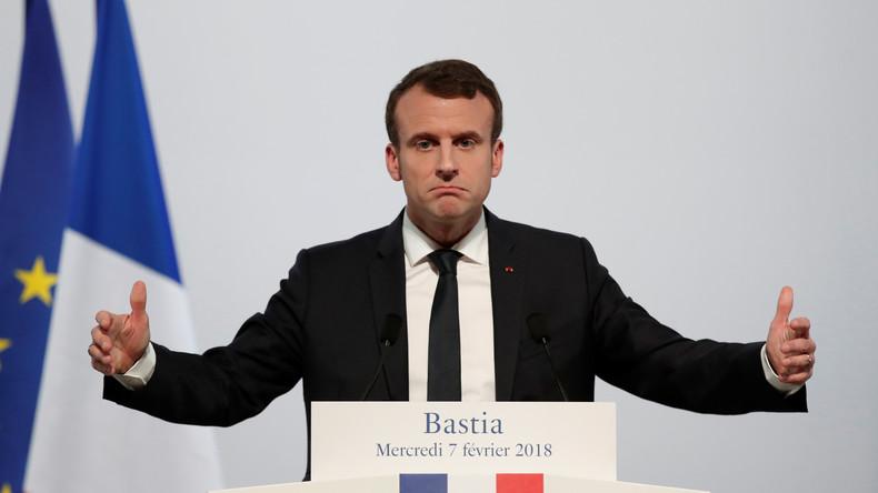 Auch die Große Koalition in Berlin kann Macrons Europa-Vision keinen Schwung verleihen