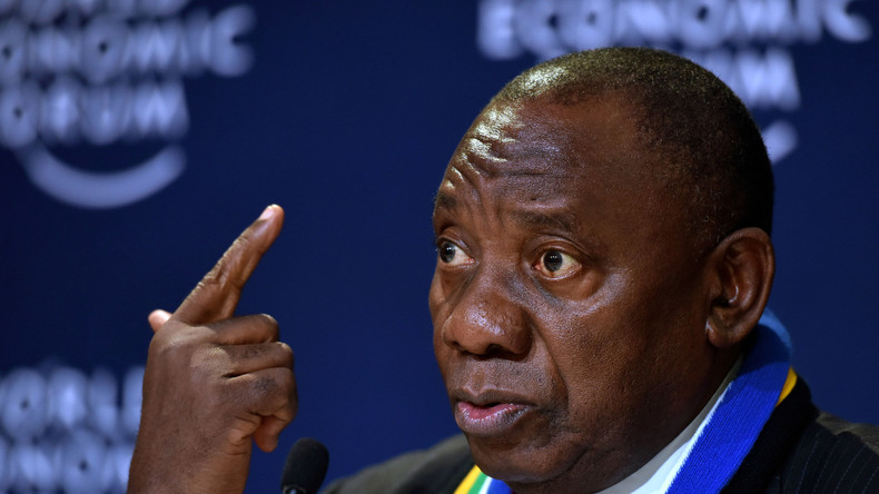Südafrika hat es eilig: Ramaphosa zum neuen Präsidenten am Kap gewählt