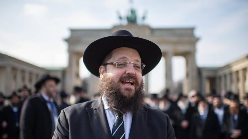 "Berliner Rabbiner: ""Keine Toleranz gegenüber antisemitischen Angriffen"" (Video)"