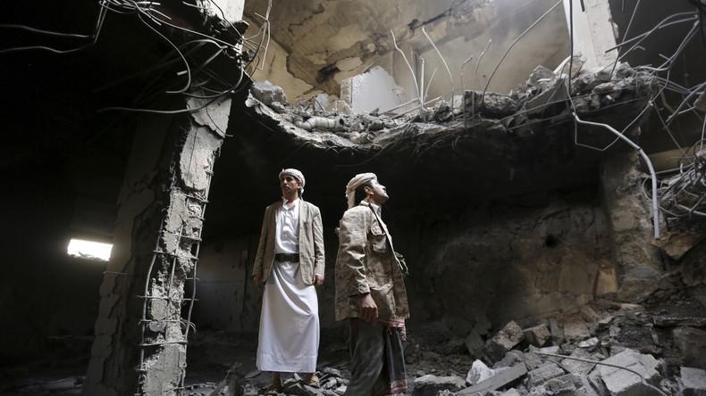 """""""Saudi-Arabiens Hilfslieferungen in den Jemen sind eine große Lüge, und der Westen macht mit"""""""