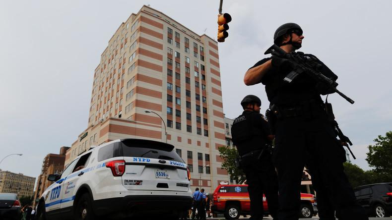 Sicherheitskräfte verhindern Terroranschlag in New York