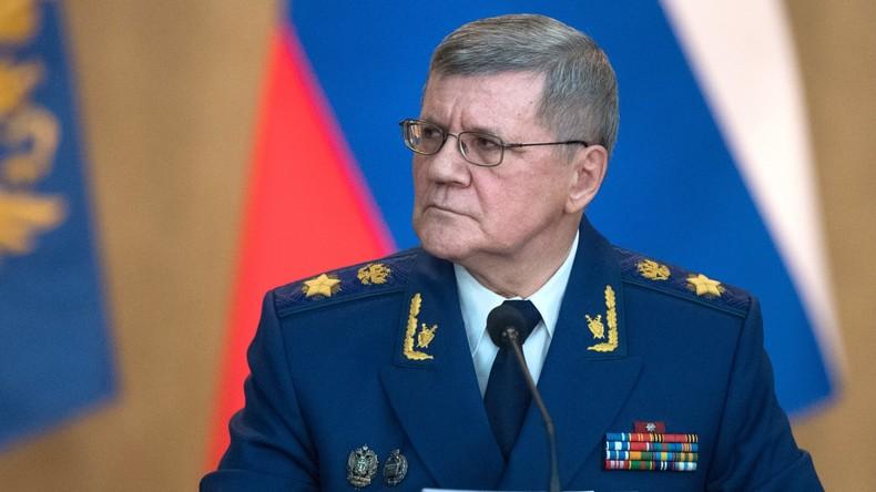 Russischer Generalstaatsanwalt: 24 Terroranschläge in 2017 in Russland verhindert