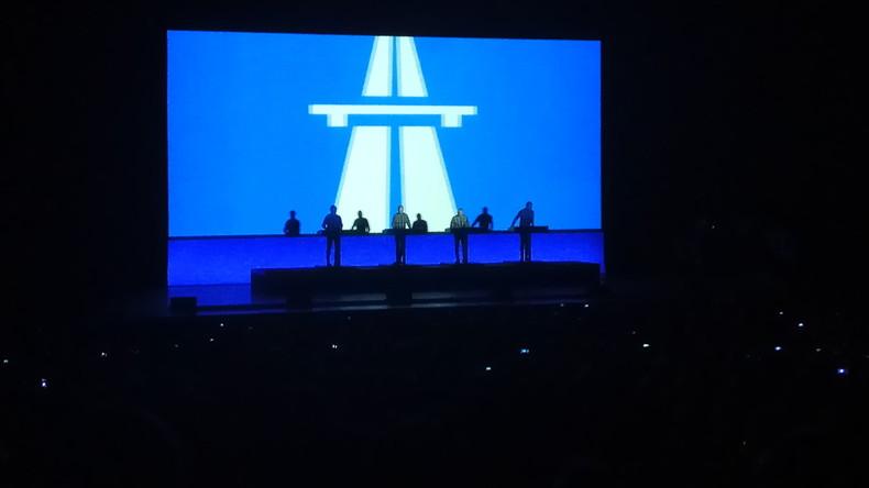 Kraftwerk in Moskau - Elektronische Musik im Kreml