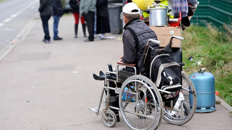 Frankreich entschädigt Mann für durch Festnahme zugezogene Behinderung mit 6,5 Millionen Euro