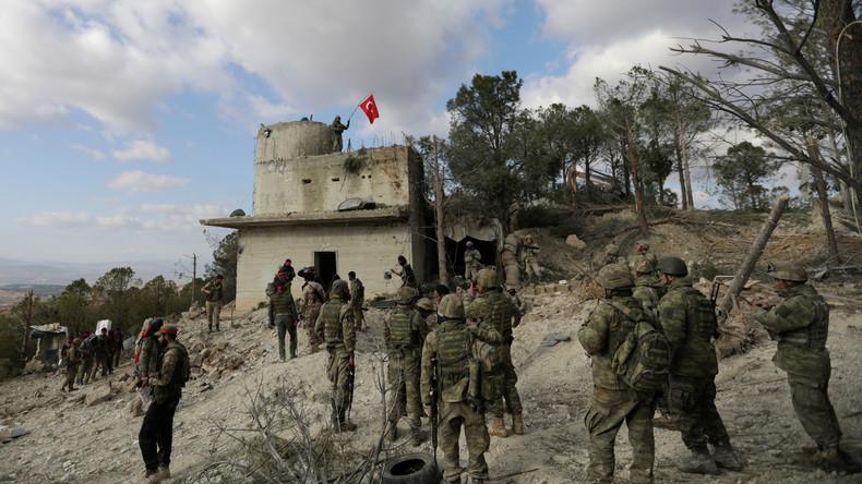 Afrin: Syrische Armee will YPG nur gegen Abgabe ihrer Waffen gegen türkische Offensive unterstützen