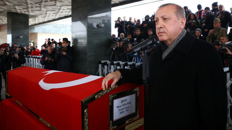 Eskalation in Syrien: Wie Erdogans Angriffskrieg den IS reanimiert