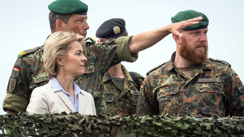Deutschland am Euphrat verteidigen: NATO will dauerhaften Irak-Einsatz