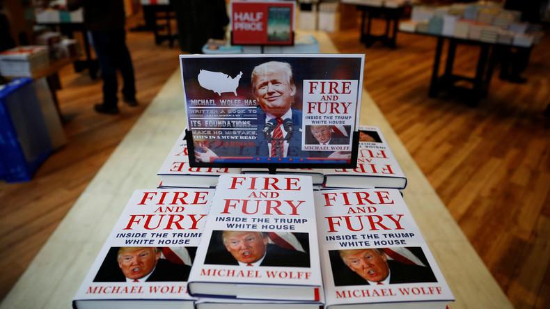 Trump-Enthüllungsbuch startet mit 300.000 Exemplaren auf Deutsch