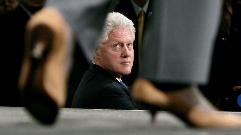 Belastung für #MeToo-Strategie: Bill Clinton fällt bei den US-Demokraten in Ungnade