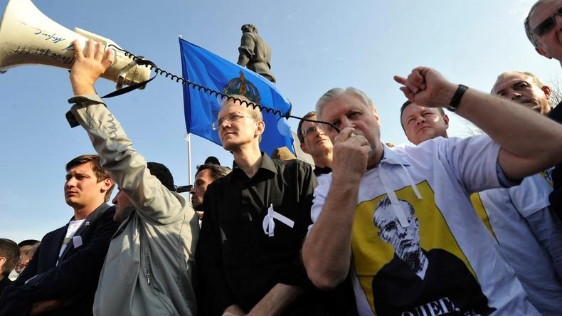 Interview mit Oleg Schein: Russlands Sozialisten zwischen Kapitalismuskritik und Putin-Loyalität