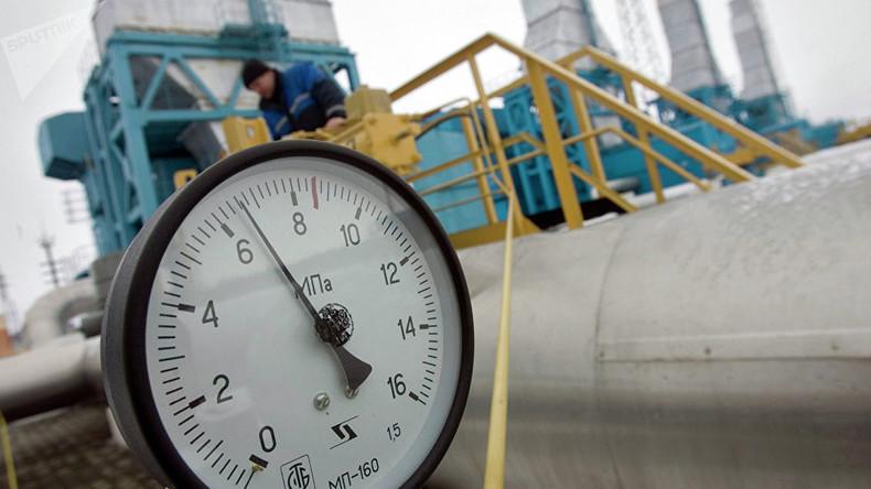 Merkel: Nord Stream 2 rein wirtschaftliches Projekt, keine Bedrohung für Europa