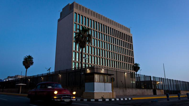 Gehirnerschütterung ohne Kopftrauma: Grund für Hirnschäden von US-Botschaftern weiter unbekannt