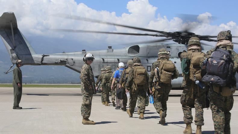 """US-Armee kauft Tausende Artilleriegeschosse für """"großen Krieg"""""""