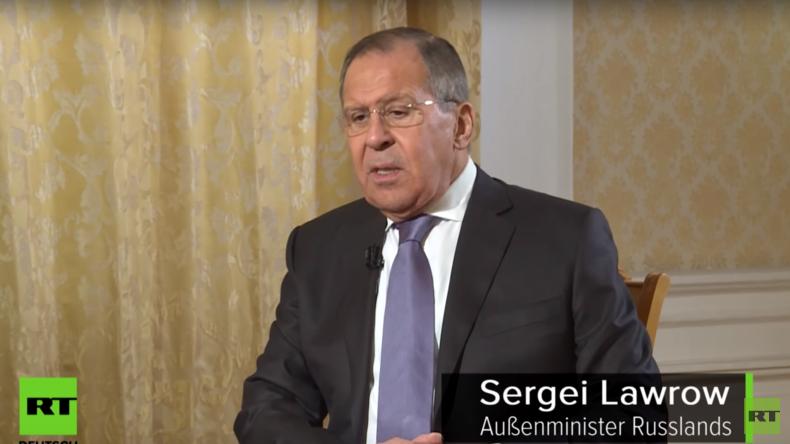 Lawrow vor der MSC: US-Spezialkräfte befinden sich illegal auf syrischem Boden (Video)