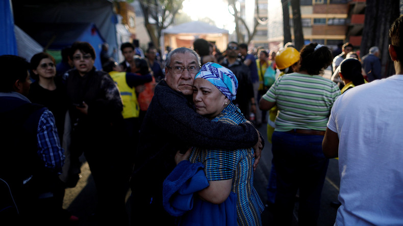 Mexiko nach Beben: 13 Tote bei Helikopter-Absturz mit Minister