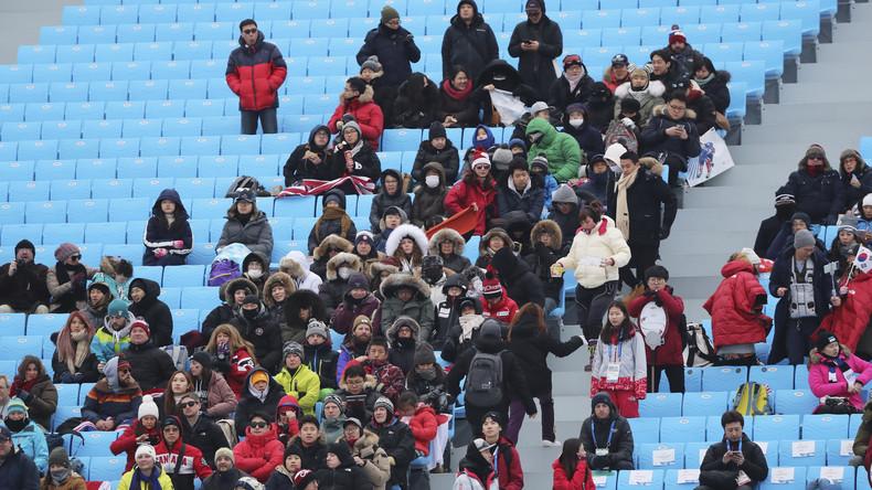 Feiertage in Korea steigern Ticketverkauf bei Olympia