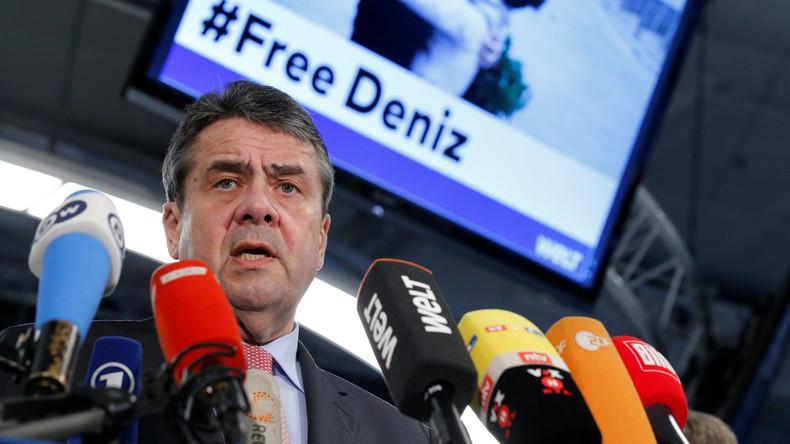 Außenminister Sigmar Gabriel will in Sachen Türkei alle Gesprächskanäle nutzen