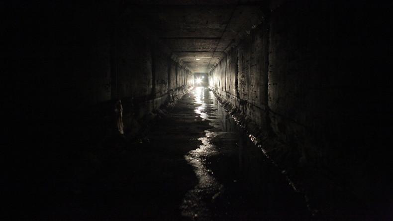 Mann gerät in Londoner Kanalisation und verläuft sich – Rettung kommt erst drei Tage später