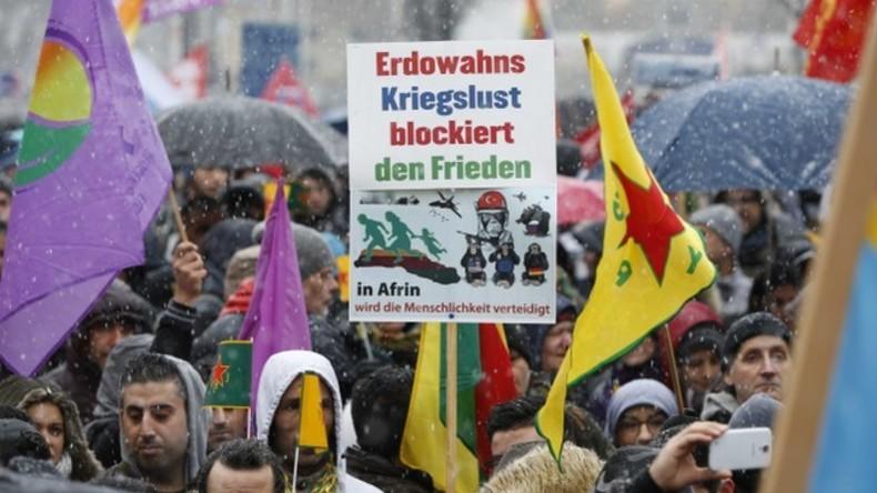 LIVE: Protestdemo gegen Münchner Sicherheitskonferenz 2018